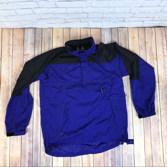 The North Face Other - Vintage 1997 North Face 1/4 Zip Anorak Windbreaker